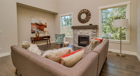 Woodin Creek Living Room