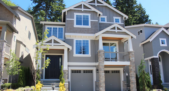 Woodin Creek New Home Community Bothell, WA